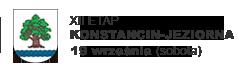 XII etap – Konstancin-Jeziorna