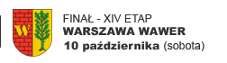 Finał - XIV etap - Warszawa Wawer