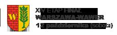 FINAŁ - XVI ETAP - WARSZAWA-WAWER